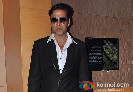 """I'm Tired Of Cricket"" - Akshay Kumar"