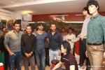 Amit Sadh, Chetan Bhagat, Sushant Singh Rajput and Abhishek Kapoor At 'Kai Po Che!' Apparel Collection Launch