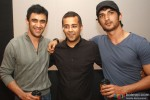 Amit Sadh, Chetan Bhagat and Sushant Singh Rajput At 'Kai Po Che!' Apparel Collection Launch