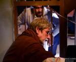 Amitabh Bachchan and Ajay Devgn in Satyagraha Movie Stills Pic 2