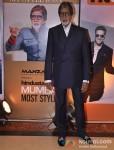 Amitabh Bachchan at 'Hindustan Times Mumbai's Most Stylish 2013' Awards
