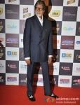 Amitabh Bachchan walk the Red Carpet of 'Mirchi Music Awards' 2013 Pic 2