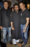 Anu Malik and Madhur Bhandarkar at Sanjay Leela Bhansali's Birthday Bash