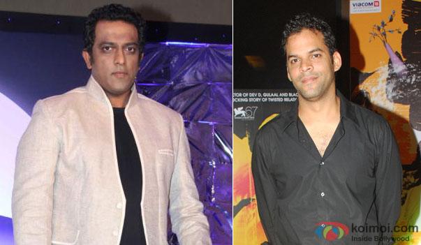 Anurag Basu and Vikramaditya Motwane