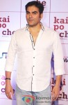 Arbaaz Khan at 'Kai Po Che!' Movie Premiere