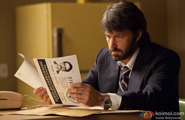 Still from Argo Movie