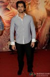 Arjan Bajwa at Premiere of Zila Ghaziabad Movie