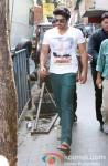Arjun Kapoor Shoots For 'Gunday' In Kolkata Pic 1