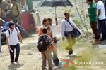 Arjun Rampal shoot for 'Satyagraha' in Bhopal
