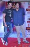 Ayushmann Khurrana and Kunaal Roy Kapur at Music Launch of film 'Nautanki Saala'