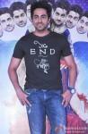 Ayushmann Khurrana at Music Launch of film 'Nautanki Saala'