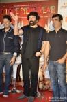 Bhushan Kumar, Sunny Deol and Kishan Kumar At Trailer Launch of film 'I Love NY'