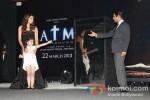 Bipasha Basu And Nawazuddin Siddiqui At 'Aatma' Trailer Launch Event