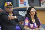 Boney Kapoor and Sridevi at CCL 3 Dubai and Ranchi Match