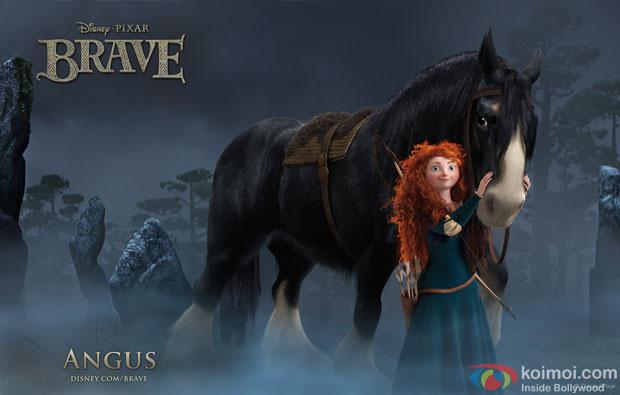 Still from Brave Movie