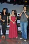 Chitrangada Singh, Prachi Desai and Goldie Behl at Cutting Chai College Festival Pic 2