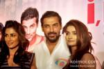 Chitrangadha Singh, John Abraham, Prachi Desai at 'I Me Aur Main' Press Meet Pic 3