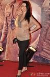 Claudia Ciesla at Premiere of Zila Ghaziabad Movie