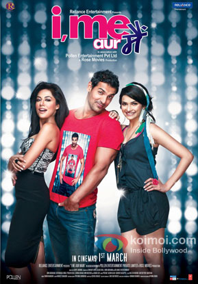 I Me Aur Main Movie Poster