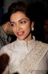 Deepika Padukone at Sanjay Leela Bhansali's Birthday Bash
