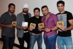 Dipanjan Guha, Ramji Gulati, Sachin Gupta, Yo Yo Honey Singh and Saqib Saleem at Live Concert in Mumbai