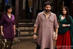 Divya Dutta, Arshad Warsi and Minissha Lamba in Zila Ghaziabad Movie Stills