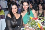 Divya Dutta and Yukta Mookhey at Savvy Magazine bash