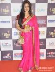 Divya Dutta walk the Red Carpet of 'Mirchi Music Awards' 2013