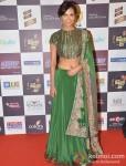 Esha Gupta walk the Red Carpet of 'Mirchi Music Awards' 2013