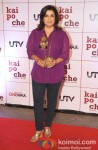 Farah Khan at 'Kai Po Che!' Movie Premiere