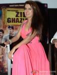 Geeta Basra At Music Launch of Zila Ghaziabad Pic 2