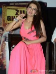 Geeta Basra At Music Launch of Zila Ghaziabad Pic 1