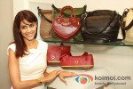 Genelia D'Souza Unveils Spring-Summer Collection of 'Blue & Blues' Pic 2