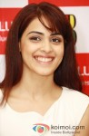 Genelia D'Souza Unveils Spring-Summer Collection of 'Blue & Blues' Pic 1