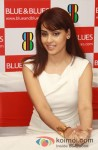 Genelia D'Souza Unveils Spring-Summer Collection of 'Blue & Blues' Pic 3