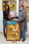 Hottie Paoli Dam at Prithvi Soni's Painting Exhibition Pic 5
