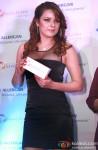 Hottie Udita Goswami launches Juvederm Refine Pic 6