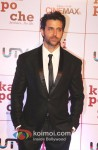Hrithik Roshan at the film 'Kai Po Che' Movie Premiere