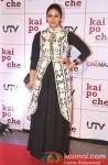 Huma Qureshi at 'Kai Po Che!' Movie Premiere