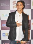 IshQ Bector walk the Red Carpet of 'Mirchi Music Awards' 2013