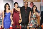 Jhanvi Kapoor, Sridevi And Boney Kapoor at 'Hindustan Times Mumbai's Most Stylish 2013' Awards