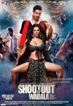 John Abraham and Sunny Leone in Shootout At Wadala Movie Poster