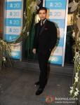 Karan Johar at the Zee TV 20 Yrs Celebration Party