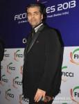 Karan Johar At Announcement of FICCI Frames 2013 Pic 1