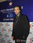 Karan Johar At Announcement of FICCI Frames 2013 Pic 2