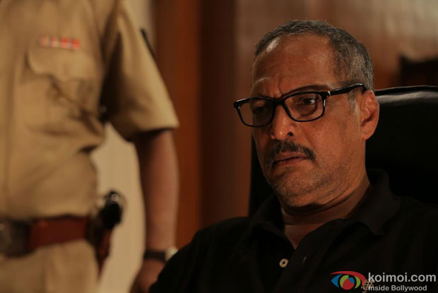 Nana Patekar in a still from The Attacks Of 26/11 Movie