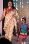 Kiran Juneja At Smile Foundation Fashion Show