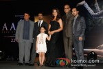 Kumar Mangat Pathak, Nawazuddin Siddiqui, Bipasha Basu, Suparn Verma, Abhishek Pathak At 'Aatma' Trailer Launch Event Pic 1