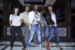 Lauren Gottlibe, Puneet, Remo D'Souza, Saajan And Salman Yusuf Khan At Success Bash of 'ABCD - Any Body Can Dance'