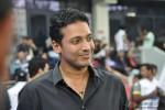 Mahesh Bhupati at CCL 3 Dubai and Ranchi Match